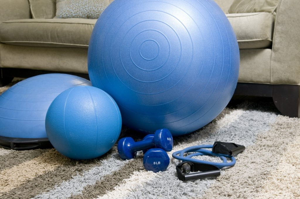 Tired of Skipping Your Fitness Routine? Then Being Home the Gym!