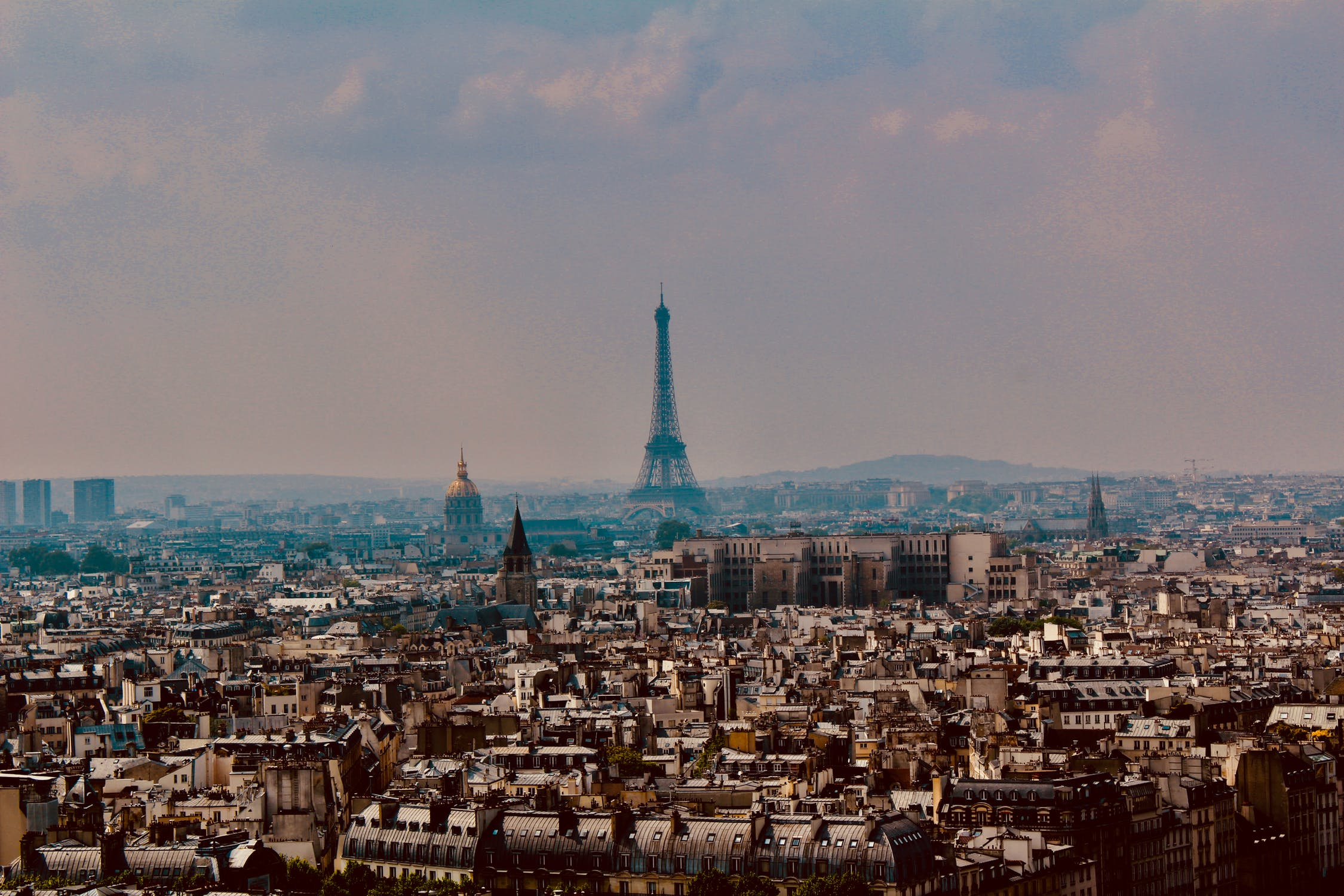 Why Do People from Around the World Visit Paris?